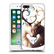 "OFFICIAL JONAS ""JOJOESART"" JODICKE WILDLIFE Circle Of Life Soft Gel Case for Apple iPhone 7 Plus (C_1FA_1DBC9)"