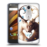 "OFFICIAL JONAS ""JOJOESART"" JODICKE WILDLIFE Circle Of Life Soft Gel Case for DROID Turbo 2 / X Force (C_1C3_1DBC9)"