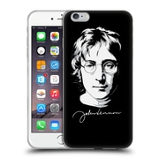 OFFICIAL JOHN LENNON KEY ART Splatter Soft Gel Case for DROID Turbo 2 / X Force (C_1C3_1ABEA)