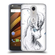 "OFFICIAL JONAS ""JOJOESART"" JODICKE WILDLIFE Capricorn Soft Gel Case for DROID Turbo 2 / X Force (C_1C3_1DBC8)"