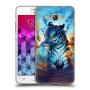 "OFFICIAL JONAS ""JOJOESART"" JODICKE BIG CATS Tiger Fish Soft Gel Case for Samsung Galaxy Grand Prime (C_B5_1DBC0)"