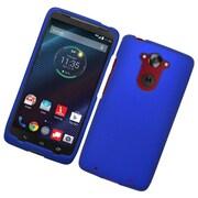 Insten Hard Case For Motorola Droid Turbo - Blue