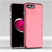Insten Hard Hybrid TPU Cover Case For Apple iPhone 7 Plus - Pink