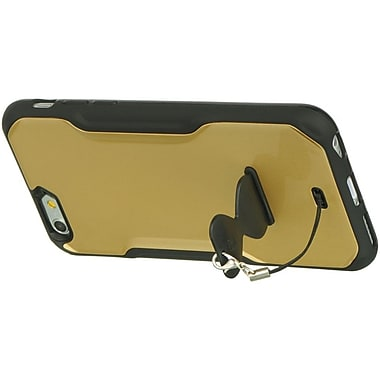 Insten Hard Dual Layer TPU Case for Apple iPhone 6 / 6s - Gold