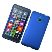 Insten Hard Rubber Cover Case For Microsoft Lumia 640 XL - Blue