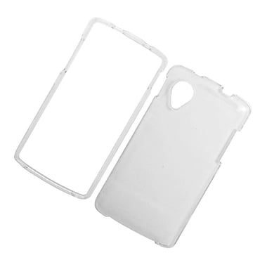 Insten Hard Snap-in Case Cover for LG Google Nexus 5 D820 / D821 - Clear