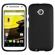 For Moto E LTE 2015 2nd Generation Rubberized Snap On (2092590)