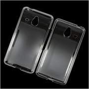 Insten Hard Crystal Cover Case For Microsoft Lumia 640 XL - Clear