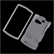 Insten Hard Snap-in Case Cover for Kyocera Rise C5155 - Clear
