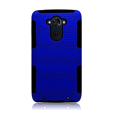 Insten Astronoot Hard Dual Layer TPU Cover Case For Motorola Droid Turbo - Blue/Black