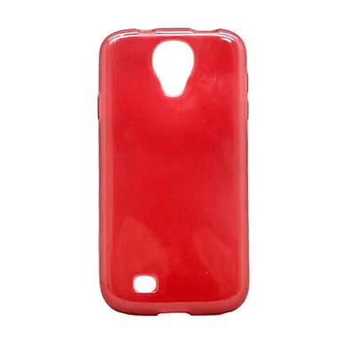 Insten Gel Cover Case For Samsung Galaxy S4 - Red
