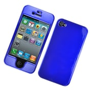 Insten Hard Case For Apple iPhone 4/4S - Blue
