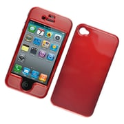 Insten Hard Case For Apple iPhone 4/4S - Red