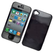 Insten Hard Case For Apple iPhone 4/4S - Black