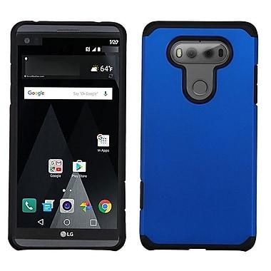 Insten Hard Dual Layer TPU Cover Case For LG V20 - Blue/Black