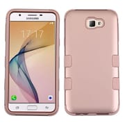 Insten TUFF Hybrid Dual Layer Protective Case For Samsung Galaxy J5 Prime / On5 (2016) - Rose Gold/Rose Gold