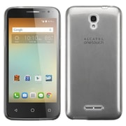 Insten Gel Case For Alcatel One Touch Elevate - Smoke