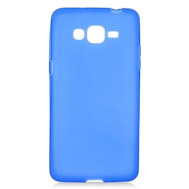 Insten TPU Cover Case For Samsung Galaxy Grand Prime - Blue