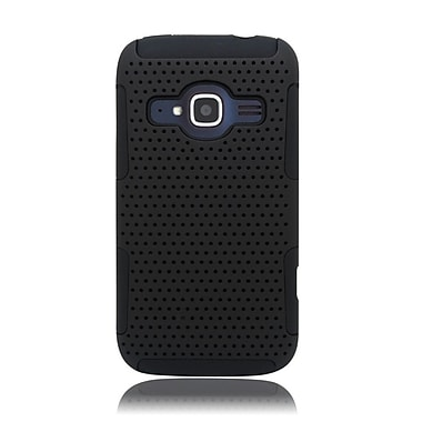 Insten Astronoot Hard Dual Layer TPU Cover Case For ZTE Concord II - Black