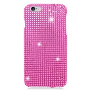 Insten Hard Bling Cover Case For Apple iPhone 6s Plus / 6 Plus - Hot Pink