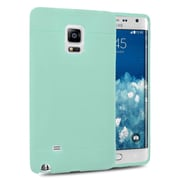 Insten Gel Silisone Skin Case For Samsung Galaxy Note Edge - Mint Green