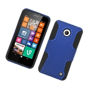 Insten Astronoot Hard Hybrid TPU Cover Case For Nokia Lumia 630/635 - Blue