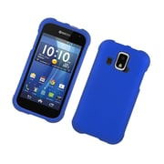 Insten Hard Rubber Coated Case For Kyocera Hydro XTRM C6721 - Blue