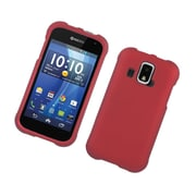 Insten Hard Rubber Case For Kyocera Hydro XTRM C6721 - Red