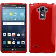 Insten Hard Rubberized Case For LG G Vista 2 - Red