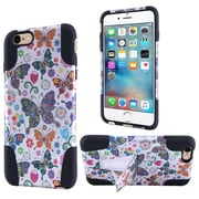 For Apple iPhone 6 6s 4.7 inch Rubberized Design Hybrid