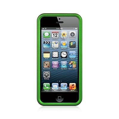 Insten Hard Cover Case For Apple iPhone SE / 5 / 5S - Green