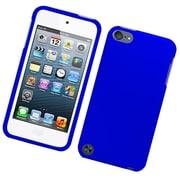 Insten Hard Rubber Case For Apple iPod Touch 5th Gen - Blue