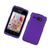 Insten Hard Rubber Case For Kyocera Event C5133 - Purple