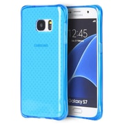 Insten Dots TPU Case For Samsung Galaxy S7 - Blue