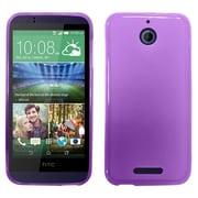 Insten TPU Case For HTC Desire 510 - Purple