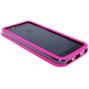 Insten For iPhone SE 5 Bumper Cover Case - Pink