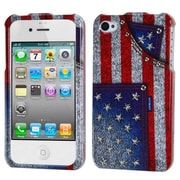 Insten American-Jeans Snap-On Phone Cover Hard Case Skin For Apple iPhone 4 4S
