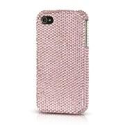 Insten Platimum Endless Sparkles Series Hard Skin Back Rear Case For Apple iPhone 4 / 4S - Pink