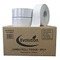 1000 Roll 2 Ply Evolution Jumbo Roll Bath Tissue