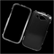 Insten Hard Crystal Cover Case For ZTE Imperial II - Clear