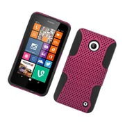Insten Astronoot Hard Hybrid TPU Cover Case For Nokia Lumia 630/635 - Pink