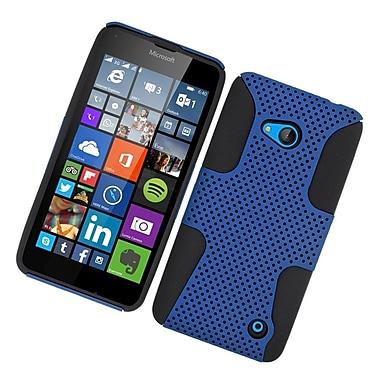 Insten Astronoot Hard Hybrid TPU Cover Case For Microsoft Lumia 640 - Blue/Black