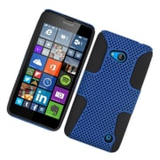 Insten Astronoot Hard Hybrid TPU Cover Case For Microsoft Lumia 640 - Blue/Black