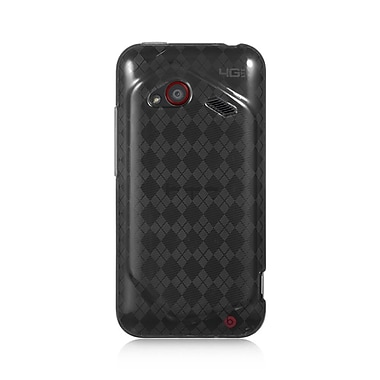 Insten Gel Case For HTC Droid Incredible (LTE version) - Smoke