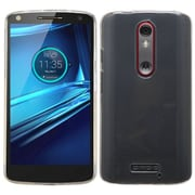 Insten TPU Cover Case For Motorola Droid Turbo 2 - Clear