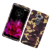 Insten Camouflage Hard Case Cover For LG G Flex 2 - Brown