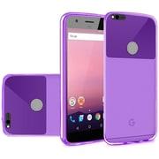 Insten Gel Cover Case For Google Pixel - Purple