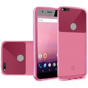 Insten Gel Cover Case For Google Pixel - Hot Pink
