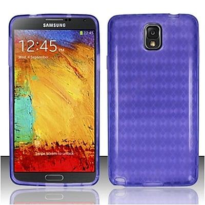 Insten For Samsung Galaxy Note 3 TPU Case - Purple 24078300