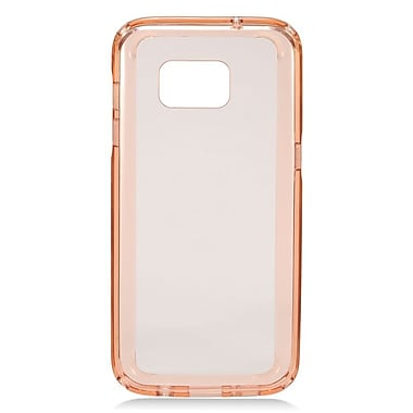 Insten Gel Cover Case For Samsung Galaxy S7 Edge - Rose Gold